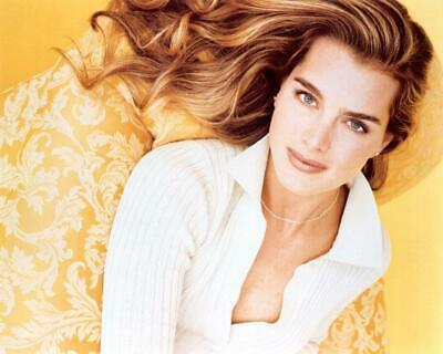 Brooke Shields 8x10 Picture Simply Stunning Photo Gorgeous Celebrity #78