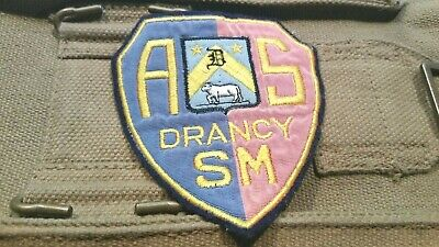 Insigne tissus AS DRANCY ( SM)
