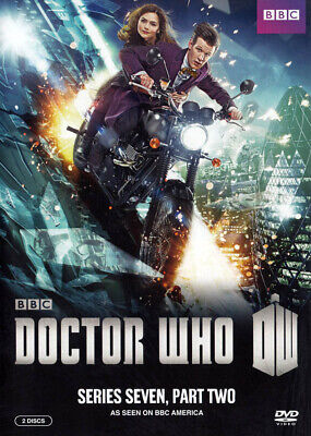 Doctor Who: Series Seven Parte 2 (Keepcase) Nuevo DVD
