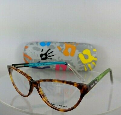 e1edf2b57528 Brand New Authentic RONIT FURST RF 3471 G8S Hand painted Eyeglasses 56mm  Frame