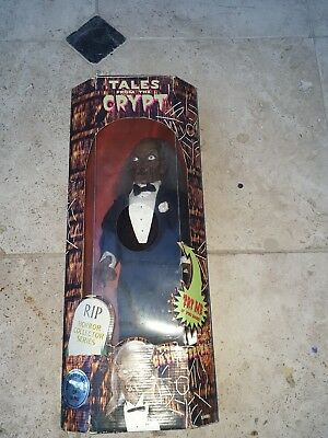 """LTD Edition Tales from the Crypt CryptKeeper Doll in the box 18"""" n0 12582of 30K"""