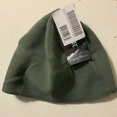 7ee173f73ce US ARMY ACU Polartec Fleece Watch Cap Hat GREEN Beanie COLD WEATHER PT IPFU
