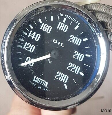 Austin Healey 100S Replacement Oil Temperature Gauge