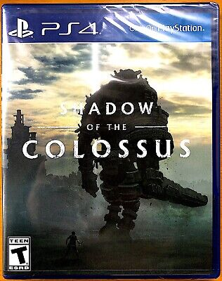 Shadow of the Colossus - Playstation PS4 Games - Brand New & Sealed