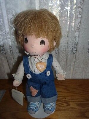 NWT 1985 Precious Moments Doll Flippy  Applause 4568 Vintage Collectible