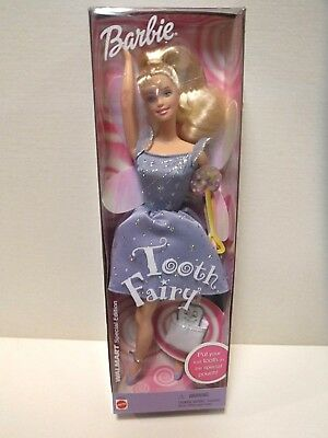 2001 Tooth Fairy Barbie - Walmart Special Edition -  Nrfb
