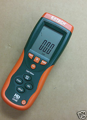Extech Heavy Duty Light Meter HD400 *Main Unit Seen Only*