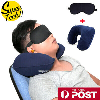 100% Pure Silk Sleeping Soft Eye Mask Blindfold Lights Out Relax Good Sleep