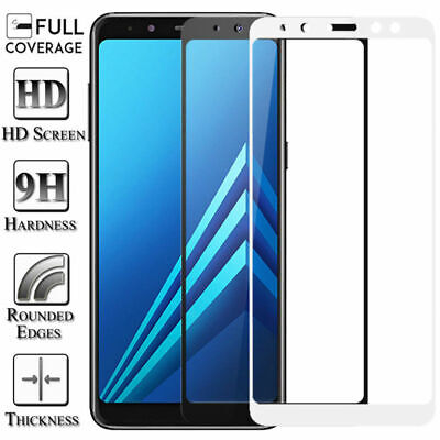 Full Coverage Premium Tempered Glass Screen Protector Film for Oppo Phones