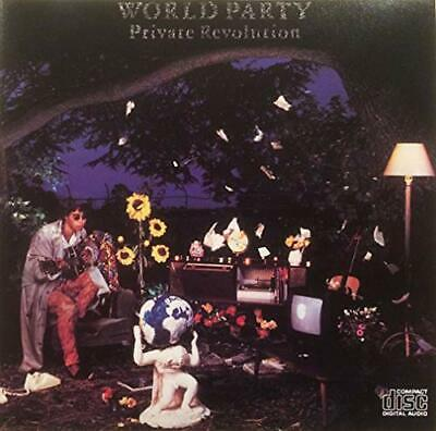 World Party - Private revolution - World Party CD LYVG The Cheap Fast Free Post
