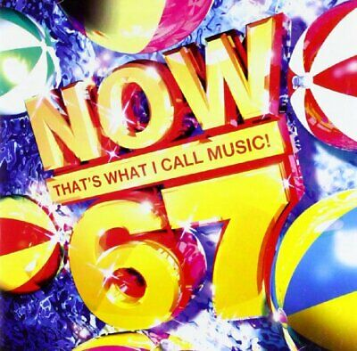 Various Artists - Now That's What I Call Music! 67 - Various Artists CD D2VG The