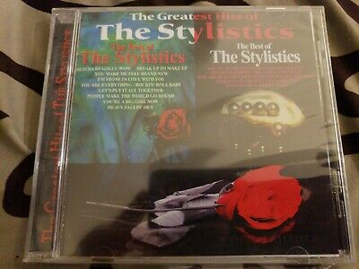 The Greatest Hits Of The Stylistics Cd extremely rare