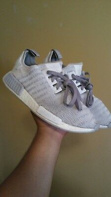 ADIDAS NMD R1 Whiteout $70.00 | PicClick