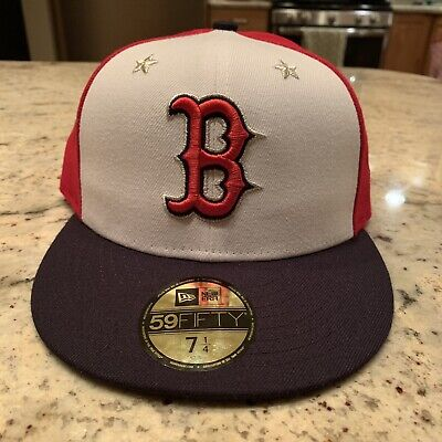 027e004de78954 Boston Red Sox 2018 MLB All Star Game Collection New Era Fitted Hat NWT 7 1