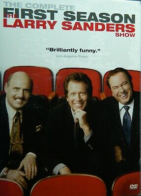 The LARRY SANDERS SHOW The COMPLETE FIRST SEASON 13 Episodes + Special Features