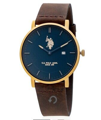 MONTRE U.S POLO ASSN SINCE 1890 Original doré