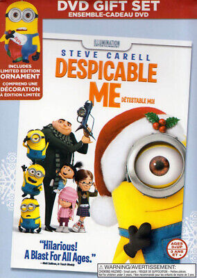 Despicable Me (Holiday Gift Set) (Bilingual) ( New DVD