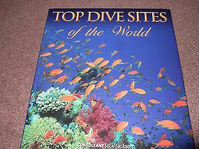 Top Dive Sites of the World by Jack Jackson (Hardback, 2003) Scuba Diving book