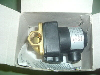 Gemu............ 615 12 D ....Valve....................... Part 11214-1New Boxed