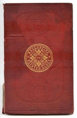 A TREATISE ON PAINTED GLASS by James Ballantine (1845) - illustrated - Hardback