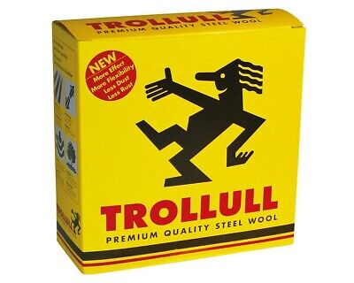 Trollull Grade 3 Quality Steel Wool