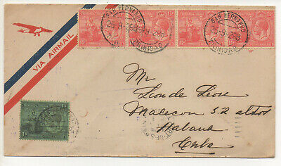 Air Mail Letter 25 09 1929 #93