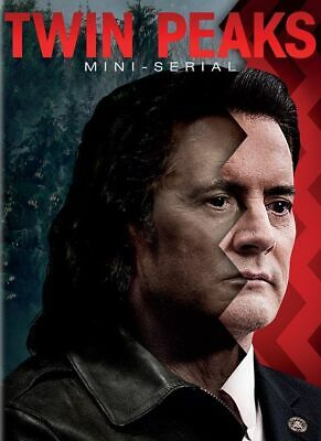 Twin Peaks (Mini Serial) 2017 - Box [8 Dvd]