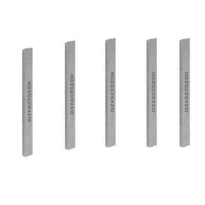 "2000-0072 1//4 X 6/"" M2 HIGH SPEED STEEL EXTRA LONG SQUARE TOOL BIT"