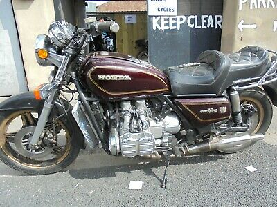 Honda Gl 1100 Goldwing  ( 1980 )    ( P/x Welcome Cash Either Way )