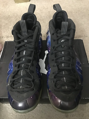 reputable site 5051d 7af4c Nike Air Foamposite One NRG Galaxy Size 13 Obsidian Anthracite 521286-800