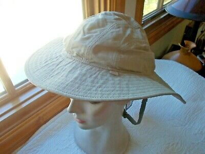 cd863020a1625 White Sierra Women Girls Bug Free Brim Hat Stone Color Insect Shield Lock  String