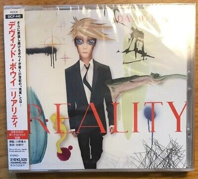 David Bowie – Reality Sony Records Int'l – SICP 446, ISO Records 4547366012170
