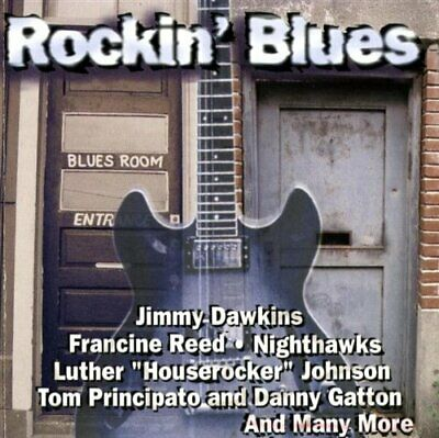 Various - Rockin Blues - Various CD 26VG The Cheap Fast Free Post The Cheap Fast