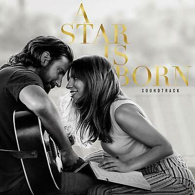 A Star Is Born Soundtrack New CD Album Lady Gaga & Bradley Cooper