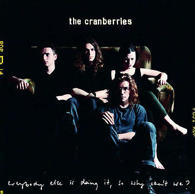 Cranberries : Everybody Else Is Doing It CD IN SNAP CASE NO ART Y70