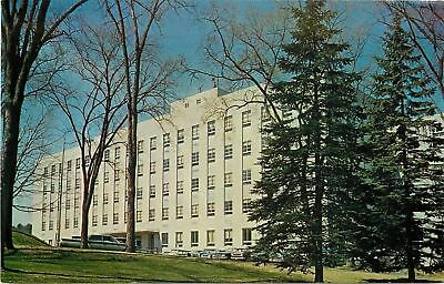 Augusta Maine~State Office Building~1950s Postcard