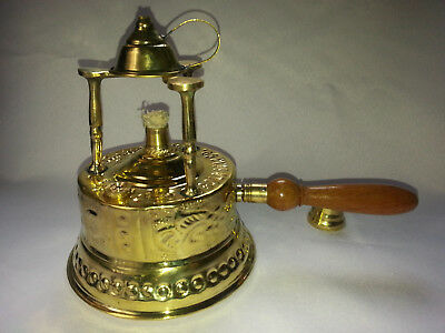 Turkish Coffee Maker,Egypt,handmade engraving,Brass,vintage design,spirit burner
