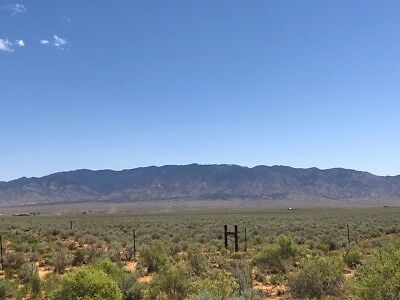 "Rare 5 Acre New Mexico Ranch ""tierra Valley""! Near Power! Direct Road Access!"