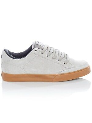 bfd0839c393d CIRCA LOPEZ 50 AL50 Mens Shoes size 7.5 Skate Sneakers White Gray ...