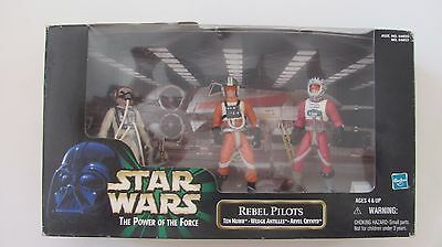 Star Wars Ponda Baba POTF 2 Scellé 01 Green Card Holo Kenner 1996 Action figure