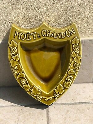 Svuotatasche posacenere BIG Moet Chandon ashtray no cartier smoking Champagne