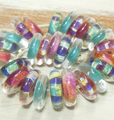 "Lampwork lot 60 mandrels 24 At 3//32/"" 36 At 1//16/"" Glass bead torch 316 Stainless"