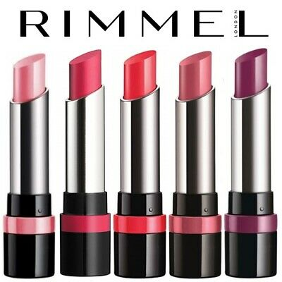 New Rimmel London The Only 1 One Lipstick 3.4 g - Choose Shade 10 Variations