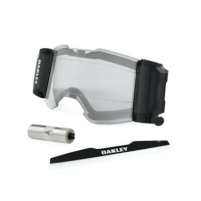 Oakley Front Line Roll Off System Motocross Speedway Grasstrack Free UK Post