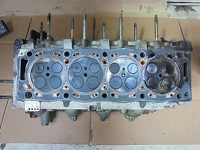 Fiat Scudo 2005 2.0 Hdi Rhw Diesel Cylinder Head ( For Valve Use Only )