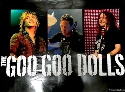 The Goo Goo Dolls  2006 Let Love In Tour Official Promo Poster / Nmt 2 Mint