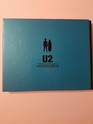 2018 Limited Edition U2 Experience & Innocence Tour VIP Concert Book