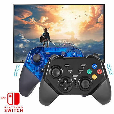 For Nintendo Switch Pro Wireless Controller Gamepad Joypad Joystick Remote New