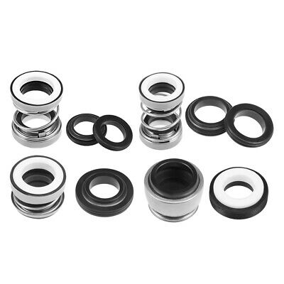 10mm-25mm Inner Diameter Mechanical Shaft Seal Replacement for Pool Spa Pump