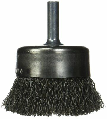 Osborn 32006SP Crimped Wire Cup Brush with Shank